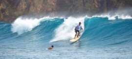 Anthony keidis the red hot chili peppers surf and stay at villa Maya siargao !!!