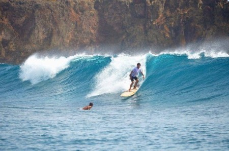 """""""My stay was magic – from top to bottom. green, peaceful warm hearted and sincere"""" anthony keidis of the red hot chili peppers, said of siargao island during his visit for a world class surf and R&R"""