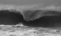 biggest swell of the year at cloud 9 philippines