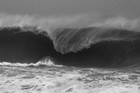 probably the biggest swell to ever hit cloud 9 siargao philippines